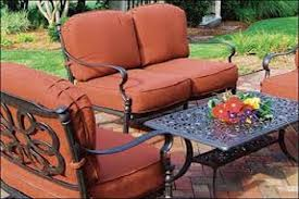 Be More Stylish With Deep Seat Replacement Cushions For Outdoor Furniture